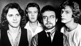 King Crimson at Wollman Memorial Skating Rink on Jun 25, 1973