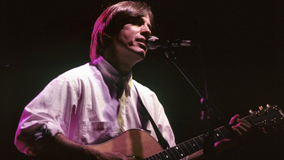 Jackson Browne at Shoreline Amphitheatre on Oct 10, 1992