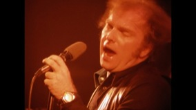 Van Morrison at Belfast on Feb 1, 1979
