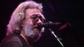 Grateful Dead at Oakland Coliseum Arena on Dec 31, 1990