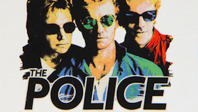 The Police at Giants Stadium on Jun 15, 1986