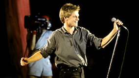 Bryan Adams at Giants Stadium on Jun 15, 1986
