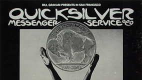 Quicksilver Messenger Service at Fillmore West on Jun 18, 1970