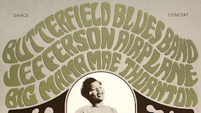 Jefferson Airplane at Fillmore Auditorium on Oct 16, 1966