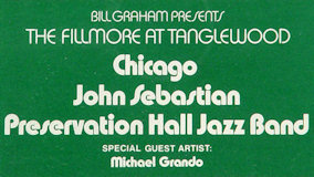 Chicago at Tanglewood on Jul 21, 1970