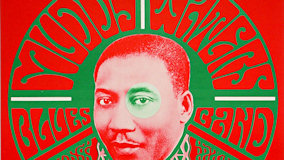 Muddy Waters Blues Band at Fillmore Auditorium on Nov 4, 1966