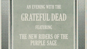 Grateful Dead at Fillmore East on Sep 20, 1970