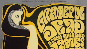 Grateful Dead at Fillmore Auditorium on Nov 19, 1966