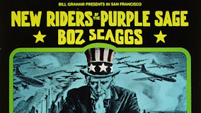 The New Riders of the Purple Sage at Fillmore West on Feb 27, 1971