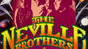 The Neville Brothers at Fillmore Auditorium on Dec 30, 1994