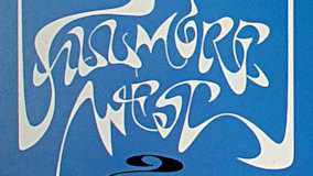 Taj Mahal, Elvin Bishop, Boz Scaggs & Friends at Fillmore West on Jun 30, 1971