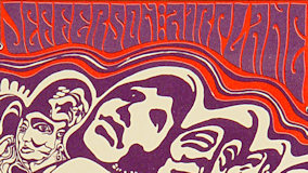 Jefferson Airplane at Fillmore Auditorium on Feb 4, 1967