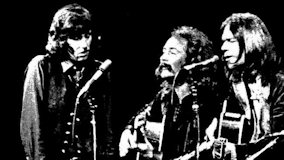 Crosby, Nash and Young at Winterland on Mar 26, 1972