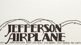 Jefferson Airplane at Winterland on Sep 22, 1972