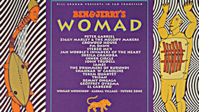 Inner Circle at W.O.M.A.D. Festival on Sep 18, 1993