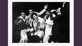 The Persuasions at Santa Monica Civic Auditorium on Apr 20, 1973