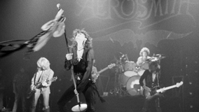 Aerosmith at Music Hall on Mar 27, 1978