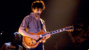Frank Zappa at Tower Theater on Apr 29, 1980