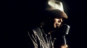 Neil Young & the Bluenotes at World on Apr 17, 1988