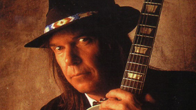 Neil Young &amp; the Bluenotes at World on Apr 18, 1988