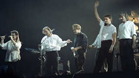 Pink Floyd at Meadowlands Arena on Oct 11, 1987