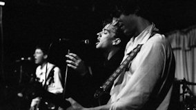 R.E.M. at Capitol Theatre on Oct 12, 1984