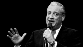Rodney Dangerfield at Catch a Rising Star on Jul 25, 1983