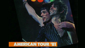 The Rolling Stones at Rosemont Horizon on Nov 23, 1981
