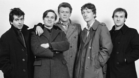 Squeeze at Tower Theatre on Jan 30, 1981