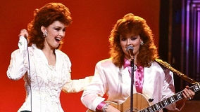 The Judds at Radio City Music Hall on Mar 21, 1986