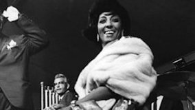 Carmen McRae at Newport Jazz Festival on Jul 2, 1965
