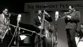 Miles Davis Quintet at Newport Jazz Festival on Jul 4, 1966