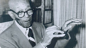 Eubie Blake at Carnegie Hall on Jul 7, 1973