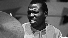 Elvin Jones Quartet at Carnegie Hall on Jun 27, 1976