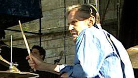 The Levon Helm Band at Newport Folk Festival on Aug 3, 2008