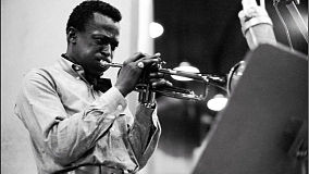 Miles Davis All-Stars at Newport Jazz Festival on Jul 17, 1955