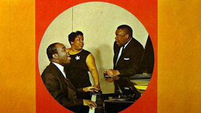 Prof. Herman Stevens & the Stevens Singers at Newport Jazz Festival on Jul 5, 1959