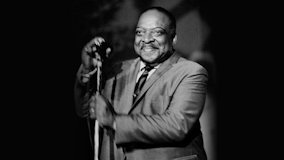 Count Basie and His Orchestra at Newport Jazz Festival on Jul 3, 1964