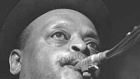 Ben Webster at Newport Jazz Festival on Jul 5, 1964