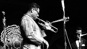 Dizzy Gillespie at Newport Jazz Festival on Jul 5, 1964