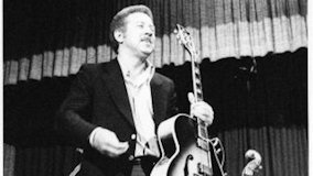Kenny Burrell at Apollo Theatre on Jul 3, 1973