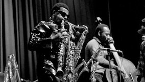 Rahsaan Roland Kirk and The Vibration Society at Carnegie Hall on Jul 4, 1975