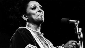 Carmen McRae at Central Park on Jul 6, 1973