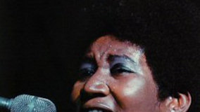 Aretha Franklin at Nassau Coliseum on Jul 8, 1973
