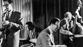 Dave Brubeck Quartet at Storyville Boston on Feb 7, 1953