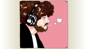 Richard Swift at Big Orange Studios on Jul 20, 2009