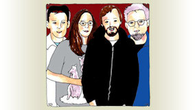 The Handsome Family at Daytrotter Studio on Jul 17, 2009