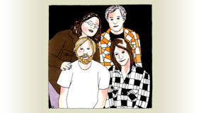 The Mother Hips at Daytrotter Studio on Jan 29, 2010