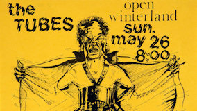The Tubes at Winterland on May 26, 1974