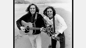 The Rowan Brothers at Winterland on May 28, 1976